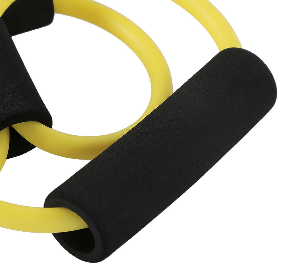 Eight Shape TPE Resistance Band for Fitness Training Yoga Gym