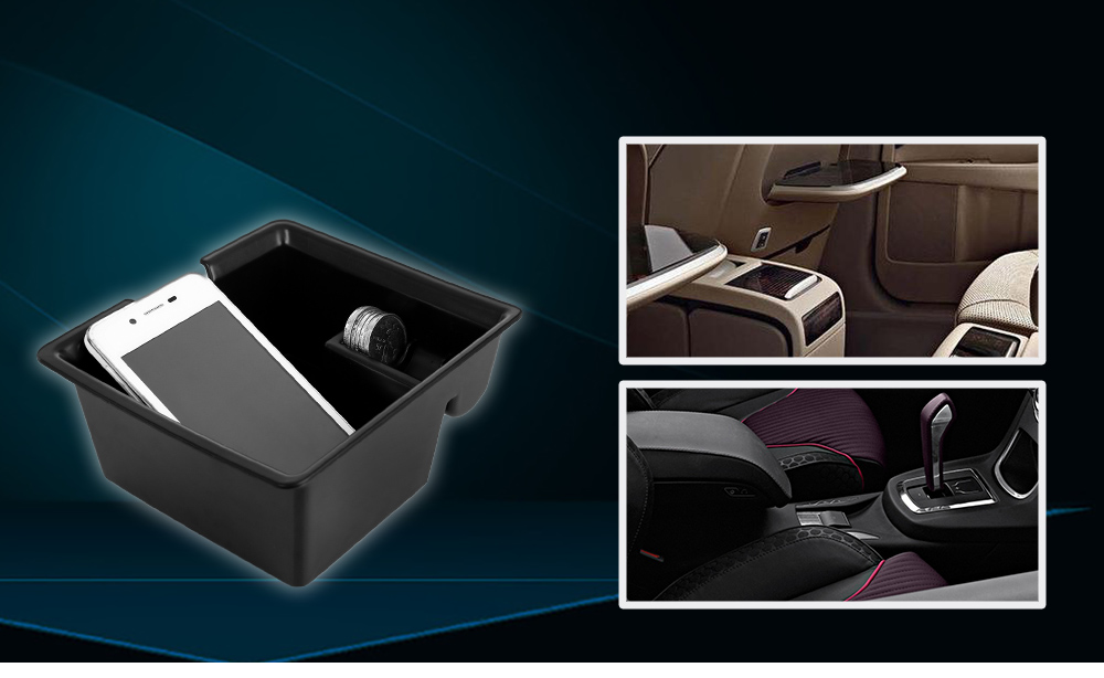Car Inner Storage Central Box Container for Chevrolet Cruze
