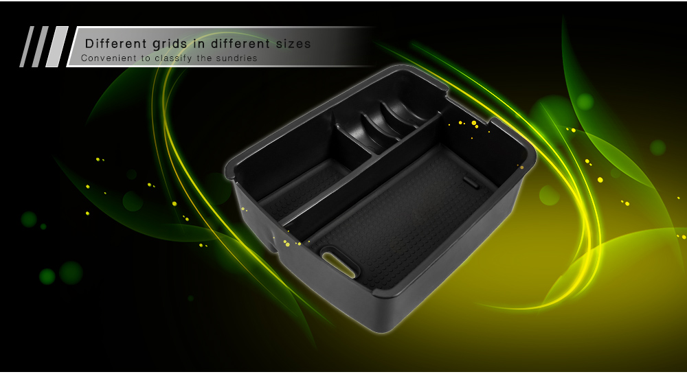 Car Inner Storage Handrail Box Container for Manumotive Chevrolet Cruze