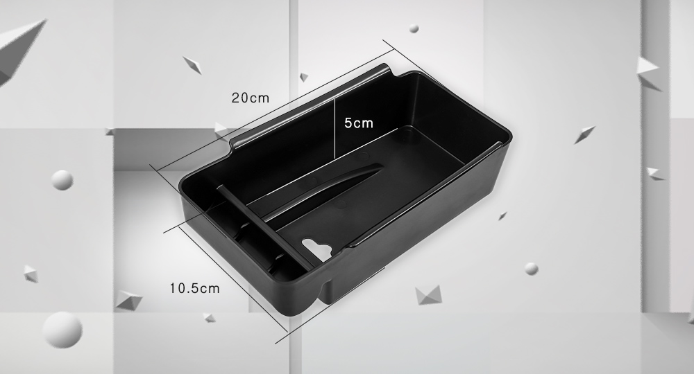Car Inner Storage Handrail Box Container for Automatic Chevrolet Cruze