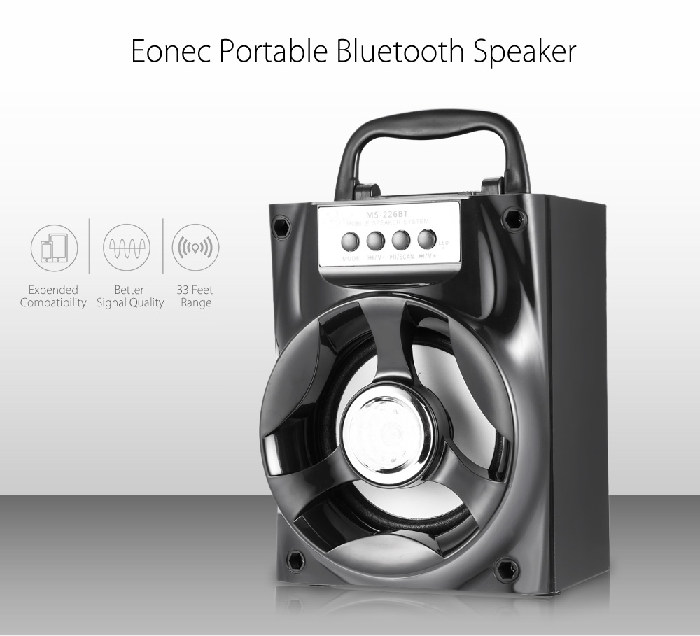 Eonec MS - 226BT Bluetooth Speaker
