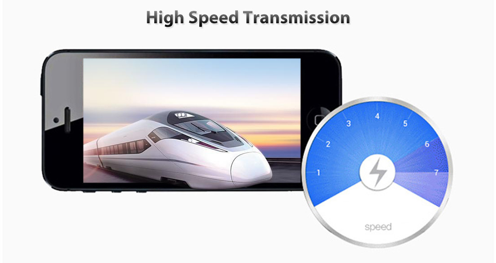 Multimedia Miracast DLNA AirMirror Airplay Screen Mirroring Adapter HDMI 1.4 Cable