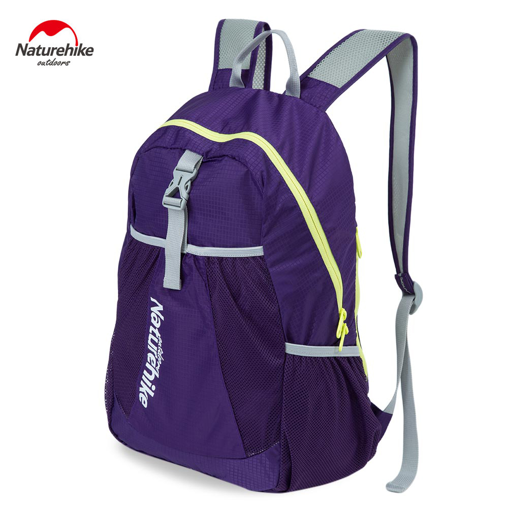 Naturehike Outdoor Ultralight Travel Backpack Water Resistance Bag for Unisex Hiking