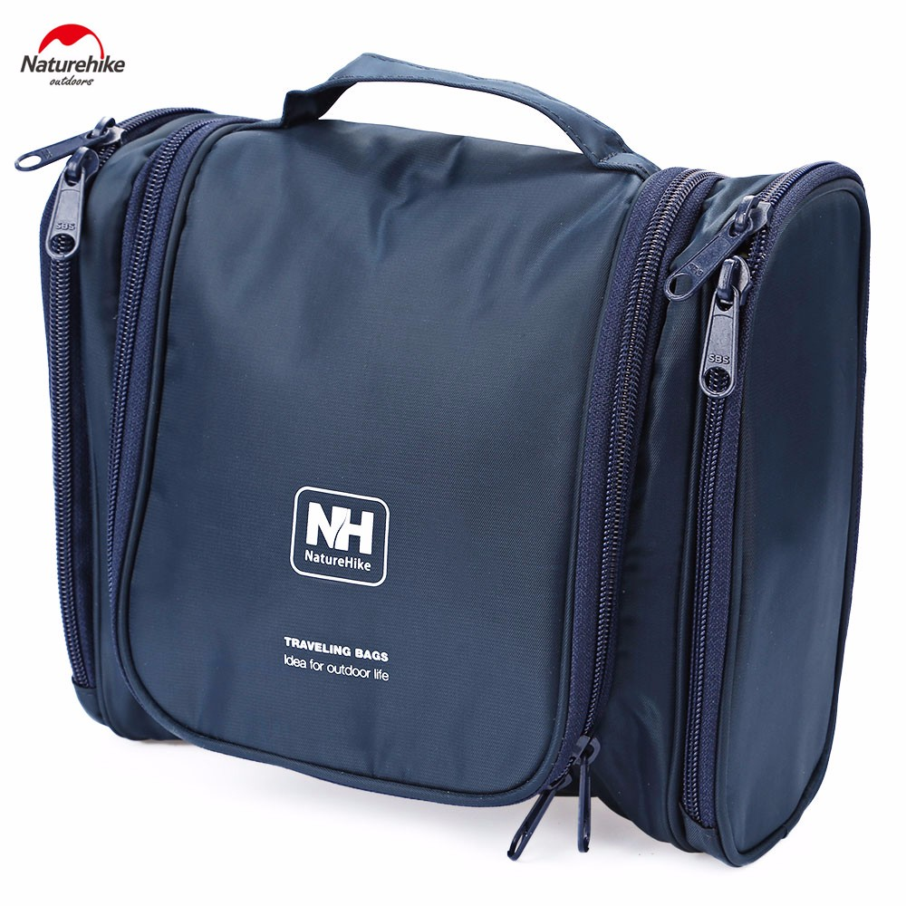 Portable Travel Hanging Cosmetic Bag Multifunction Toiletry Kit Case Outdoor Water-resistant Storage Pouch