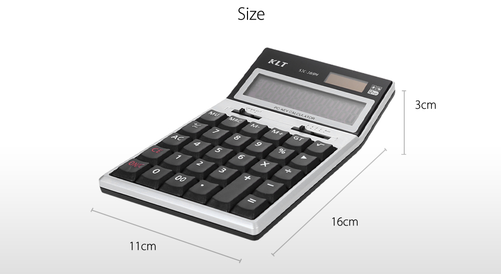 KLT SJC - 369H Advanced Scientific Calculator for High Middle Primary School Student