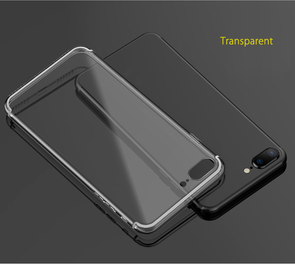 CAFELE Original Series Soft TPU Protective Back Cover for iPhone 7 Plus