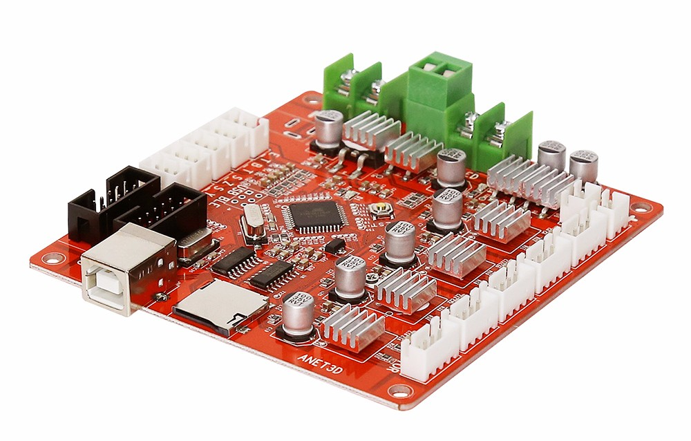 Anet V1.0 3D Printer Controller Board Ramps1.4 Update Version