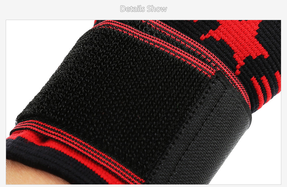 YUNDONGZHE Outdoor Sports Cycling Safety Elastic Palm Wrist Guard Support