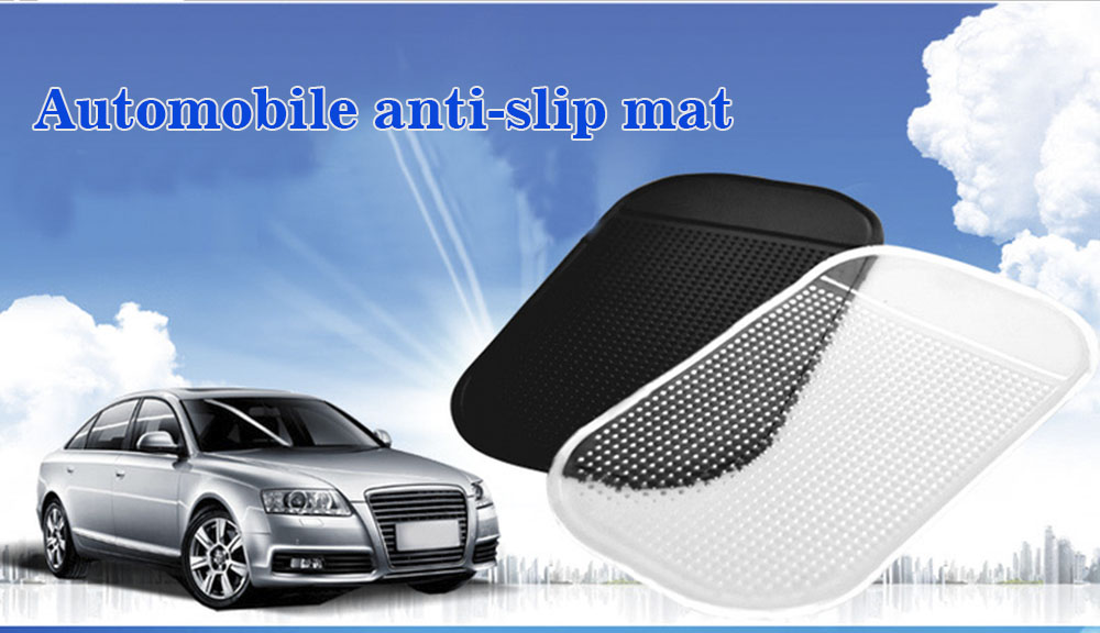 Automobile Anti-slip Mat Small Size Mobile Phone Non-skid Cushion