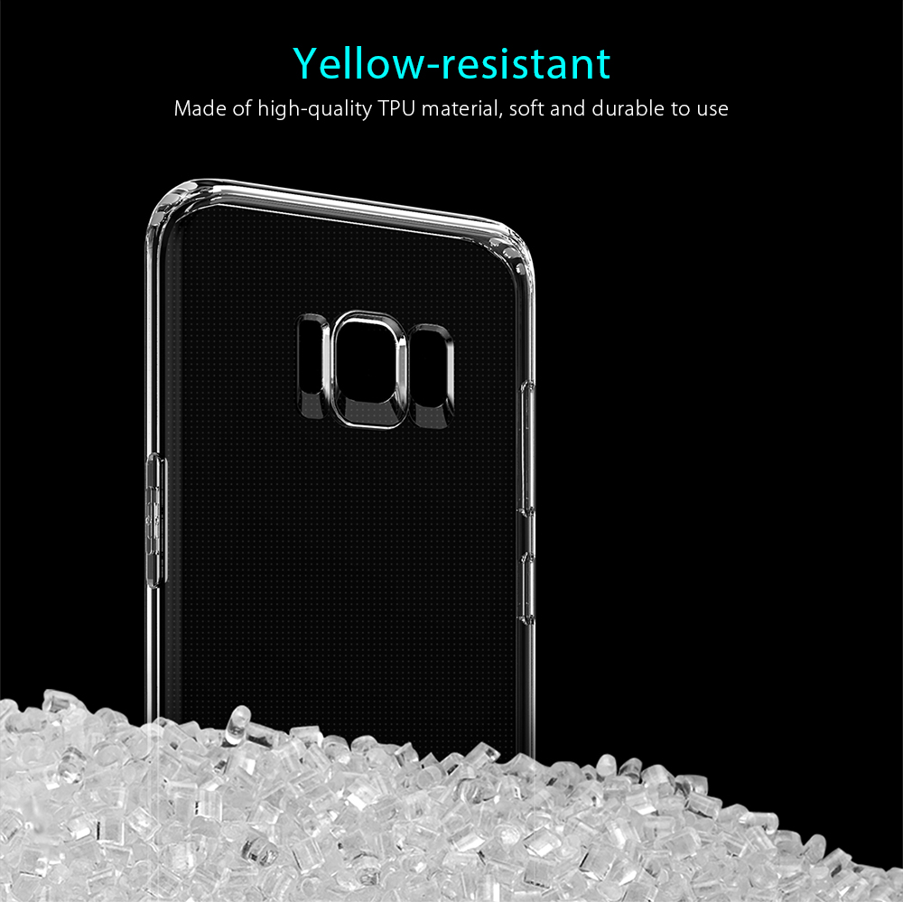 Baseus Simple Series Clear TPU Protective Skin for Samsung Galaxy S8