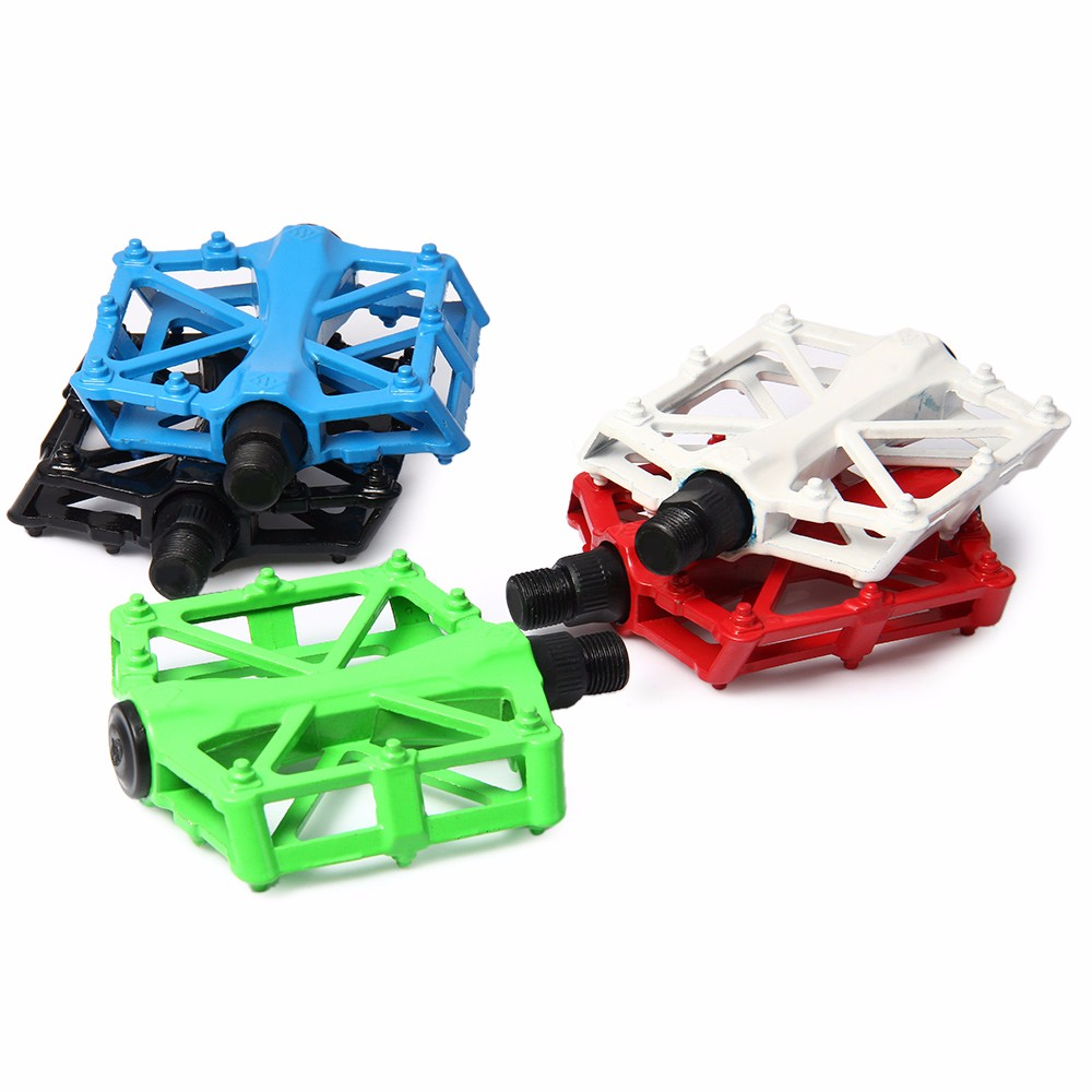 1 Pair Aluminum Mountain Bike Pedal Fixed GearTreadle Bicycle Accessories