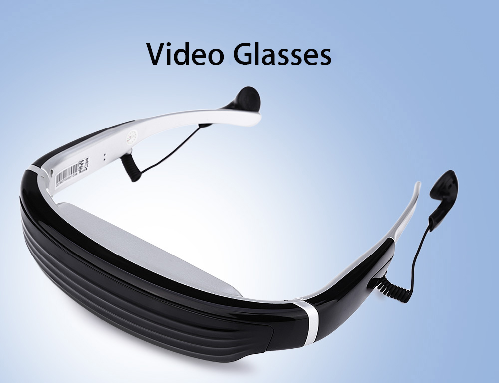 V640 5.8G FPV 480P Video Glasses