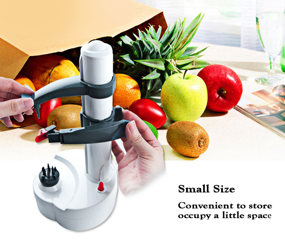 Electric Peeler with Two Spare Blades