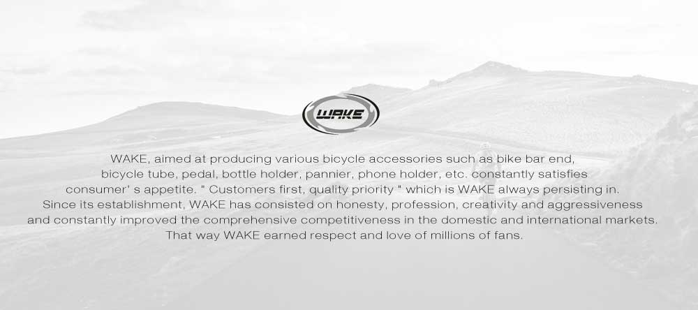 WAKE Bicycle MTB High-strength 3D Forged Aluminum Alloy Handlebar Stem Bike Accessories