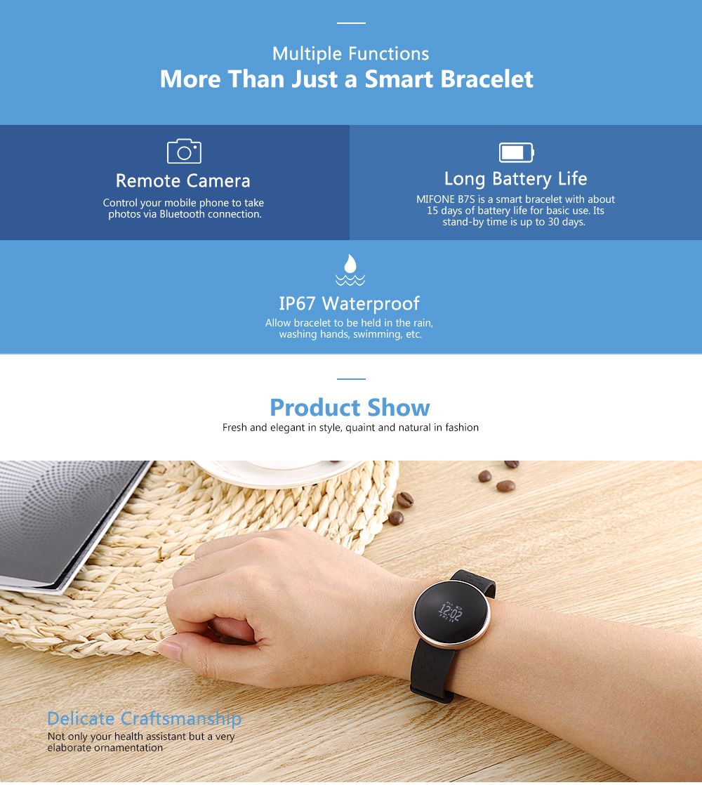 smart wristband e02 user manual