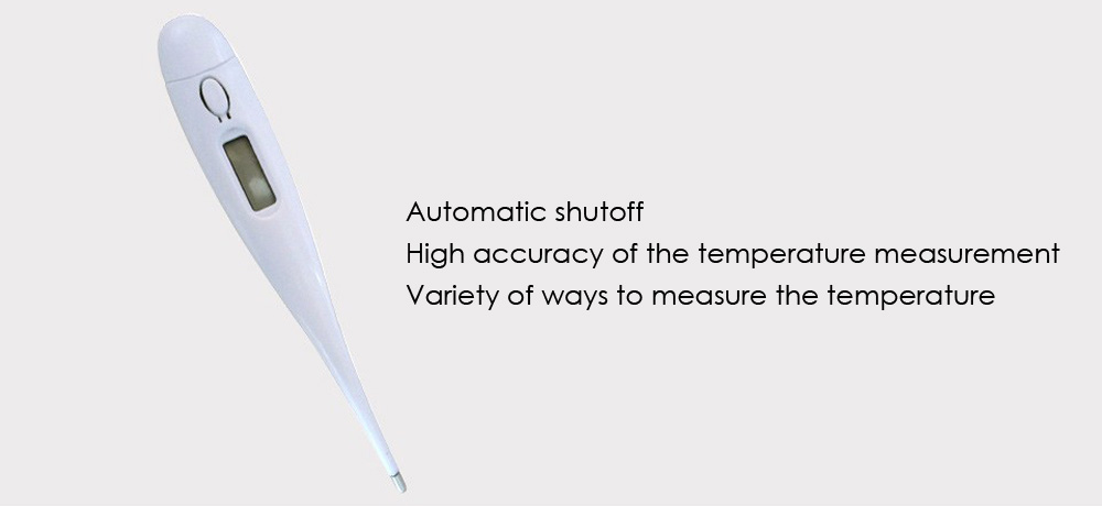 Boulle DT-01 Wholesale Household Digital LCD Thermometer Degree Fever