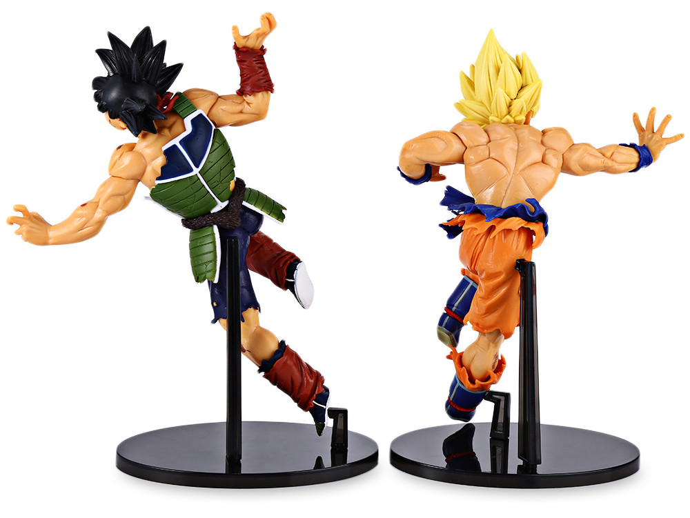 Animation Character Dragon Ball Figure Toy Model for Kids 2Pcs / Set