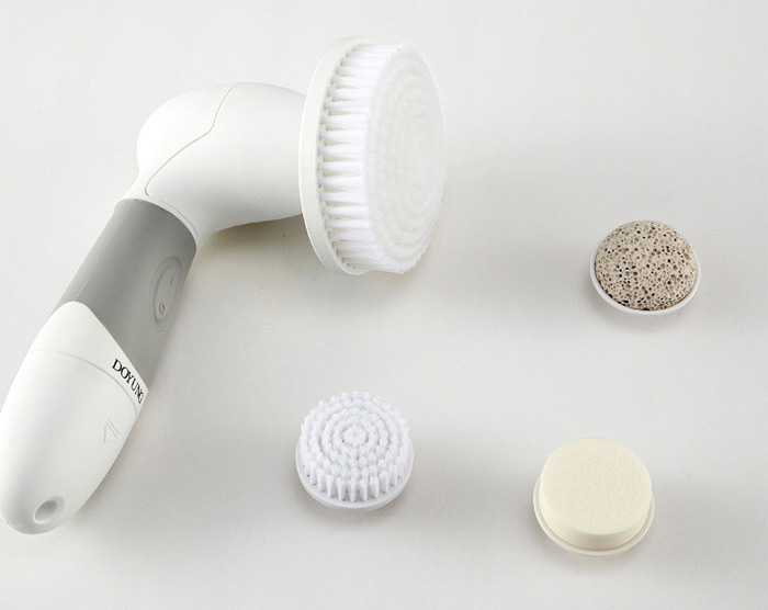 DY-Q1010 Electric Facial Cleansing Brush Ultrasonic Vibration Cleanser Appliance