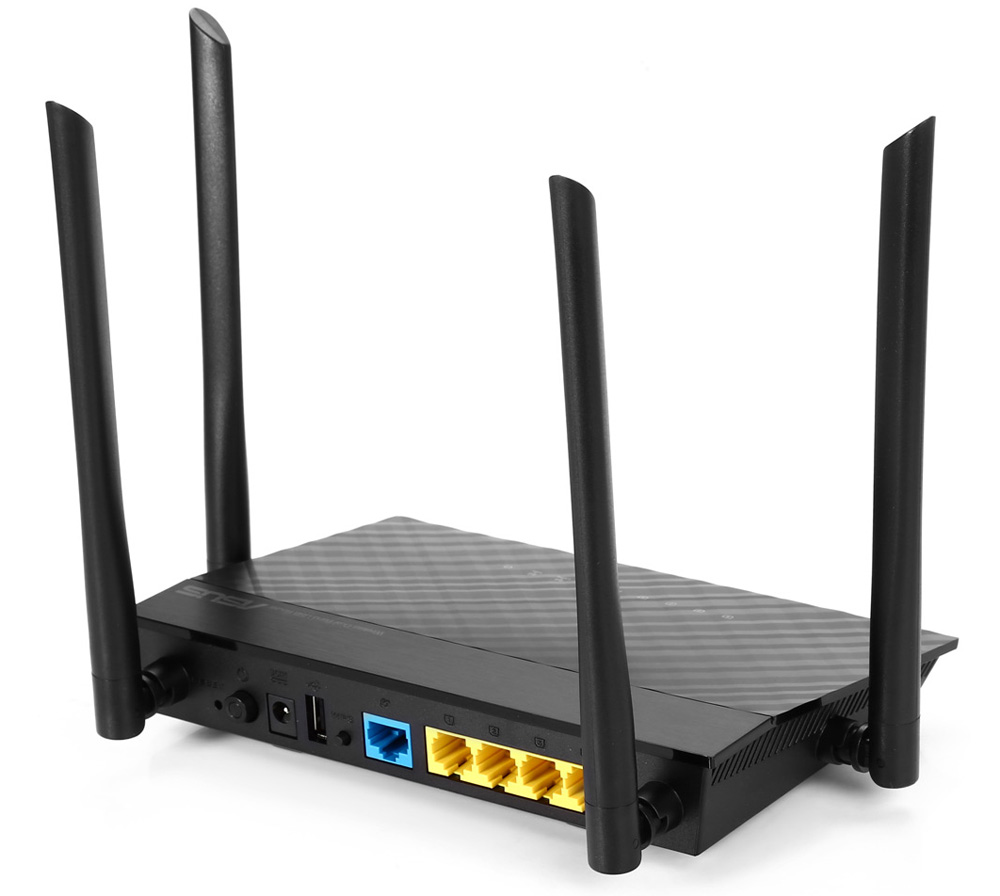 ASUS RT-AC1200 Wireless Router 2.4GHz / 5GHz Network WiFi Repeater