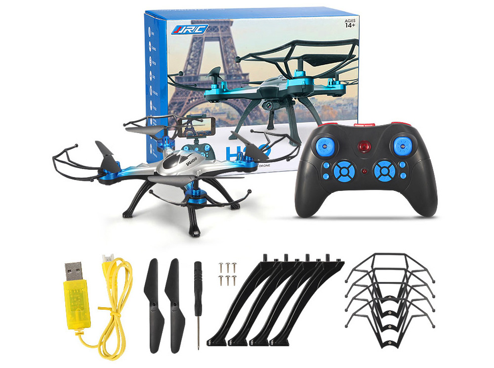 JJRC H29 2.4G 4CH 6 Axis Gyro Quadcopter with Light 360 Degree Rollover