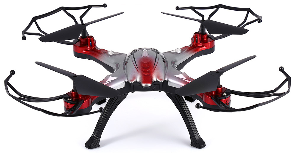JJRC H29G 2.4G 4CH 6 Axis Gyro 5.8GHz FPV 2MP Camera Quadcopter with Light 360 Degree Rollover
