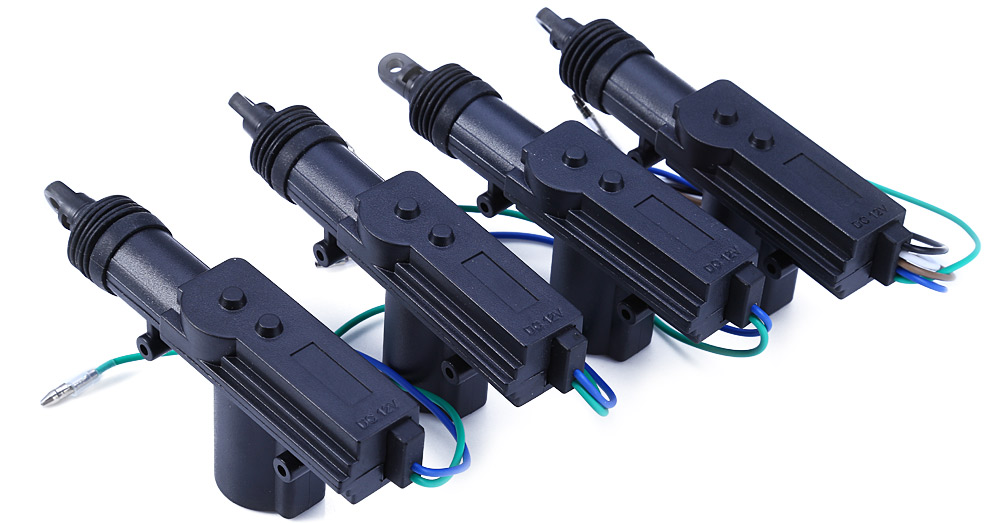 Universal Car Power Central Locking System for 4 Doors