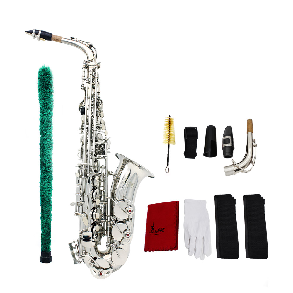 LADE Alto Eb Saxophone Classic Instrument Music Accomplishment Training