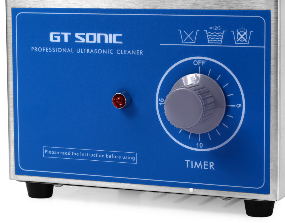 GT Sonic VGT-1620T Ultrasonic Cleaner / Cleaning Machine