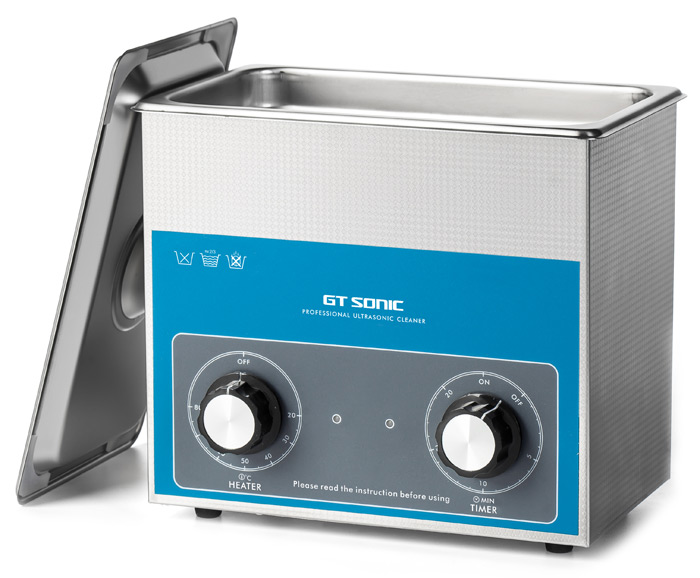 GT Sonic VGT-1730QT Ultrasonic Cleaner / Cleaning Machine
