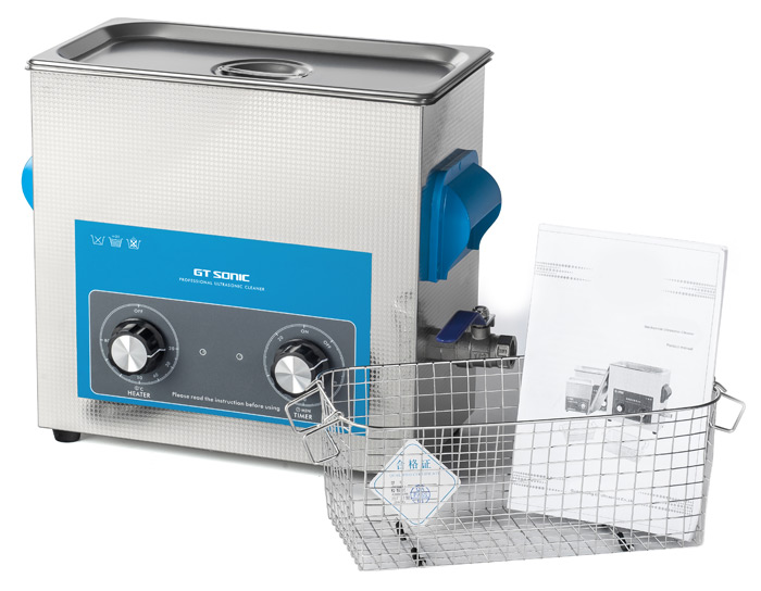 GT Sonic VGT-1860QT Ultrasonic Cleaner / Cleaning Machine