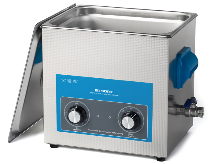 GT Sonic VGT-1730QTD Ultrasonic Cleaner / Cleaning Machine