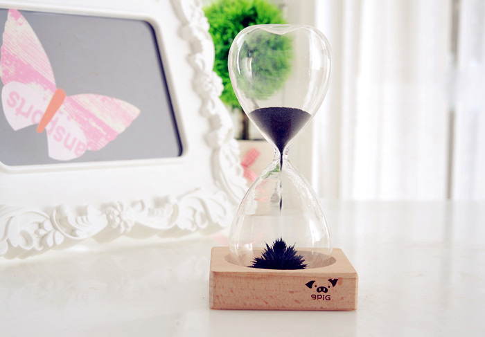 Amazing Magnet Hourglass Flower Bloom Fun Game Safe Game