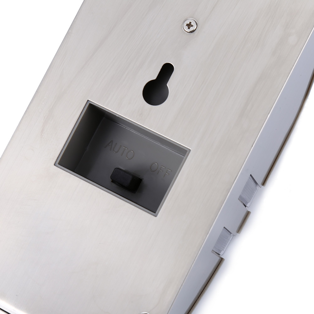 XJ - GY Stainless Steel Solar Motion Detect Wall Lamp