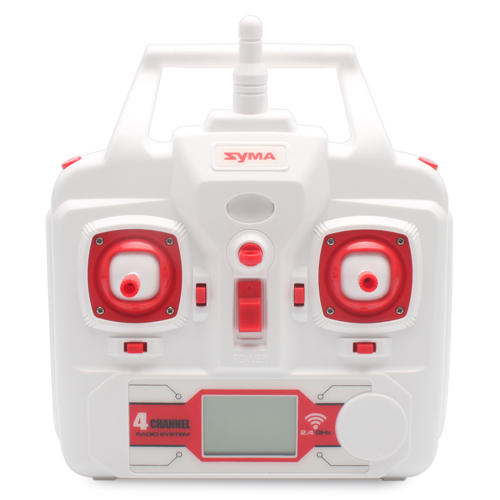 2.4G OSD 4CH Transmitter Accessory for SYMA X8G Quadcopter