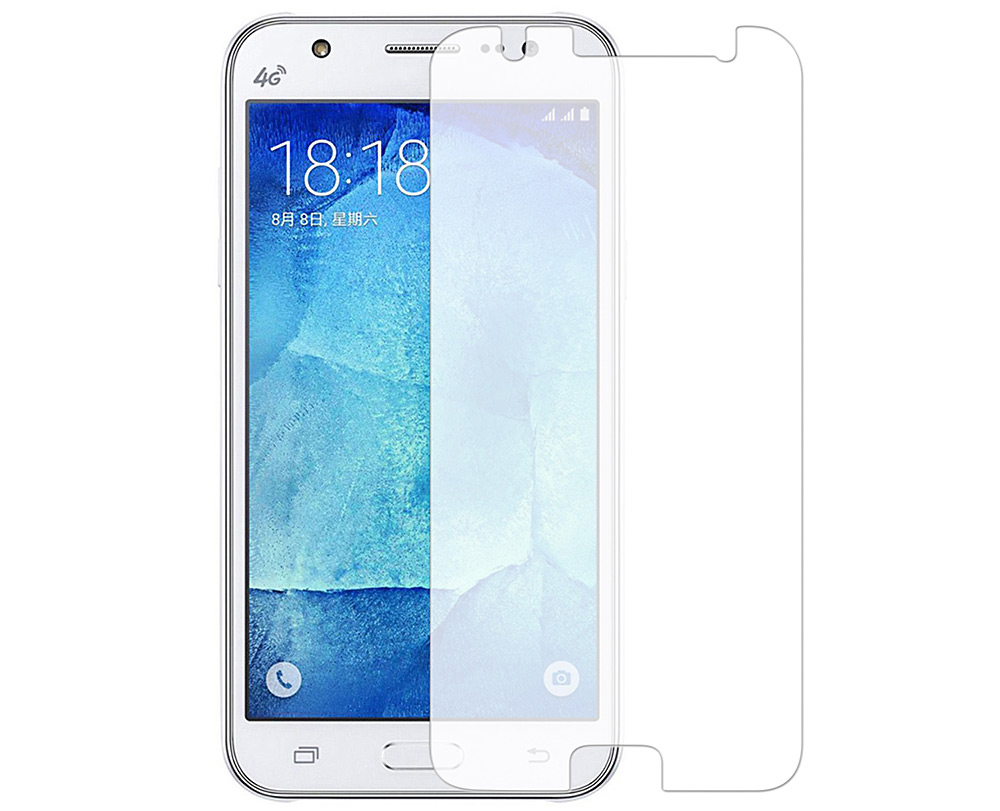 Angibabe 0.3mm 2.5D Tempered Glass Screen Film for Samsung Galaxy J5 Anti-shatter Mirror