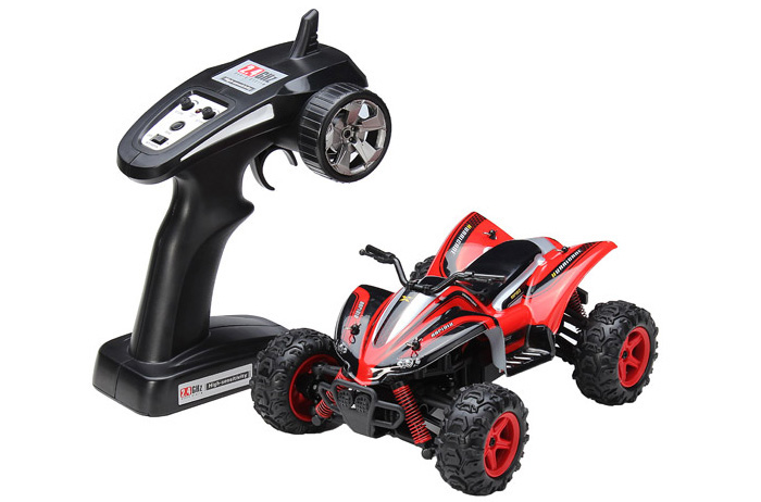 SUBOTECH BG1510A 1 : 24 2.4GHz Full Scale High Speed 4WD Off Road Racer