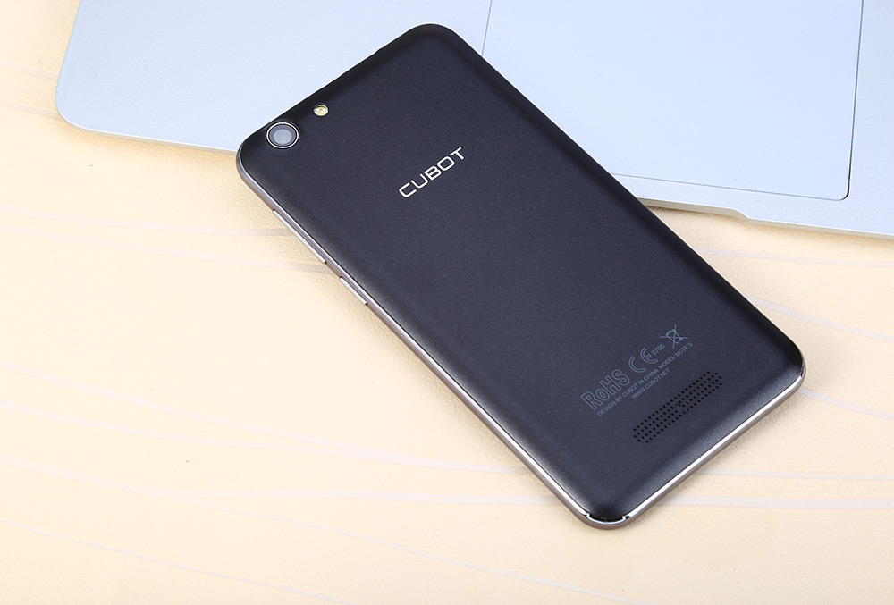 CUBOT NOTE S Android 5.1 3G Phablet 5.5 inch HD Screen MTK6580 Quad Core 1.3GHz 2GB RAM 16GB ROM Dual Cameras WiFi OTG GPS
