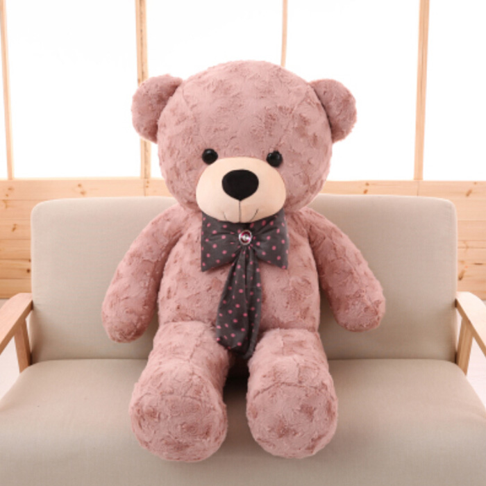 75cm Hug Teddy Bear Stuffed Toy Soft and Comfortable Lovely Bed Accompany