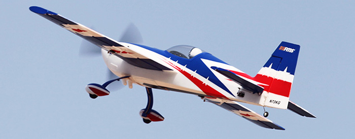FMS E300 RC Airplane Model PNP Version Fixed-wing Aeroplane