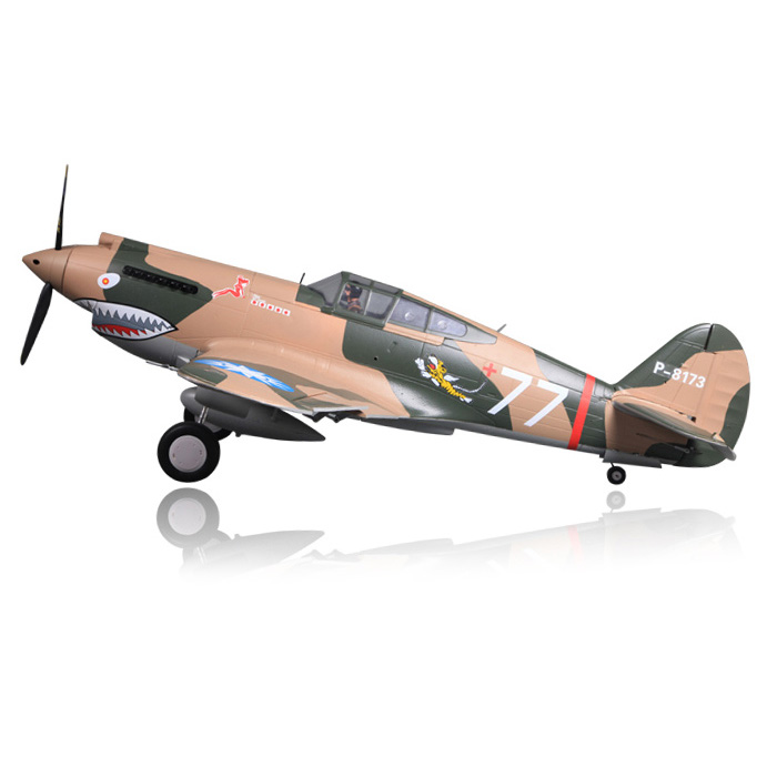 FMS P - 40B RC Airplane Model KIT Version Fixed-wing Aeroplane
