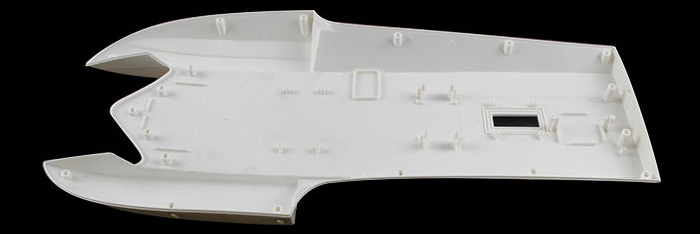 Wltoys WL913 Spare Part Boat Bottom Shell WL913 - 02