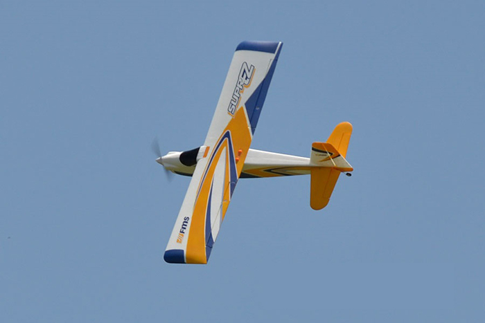 FMS 1220MM Super EZ RC Airplane Glider Fixed-wing Aeroplane PNP Version without ESC