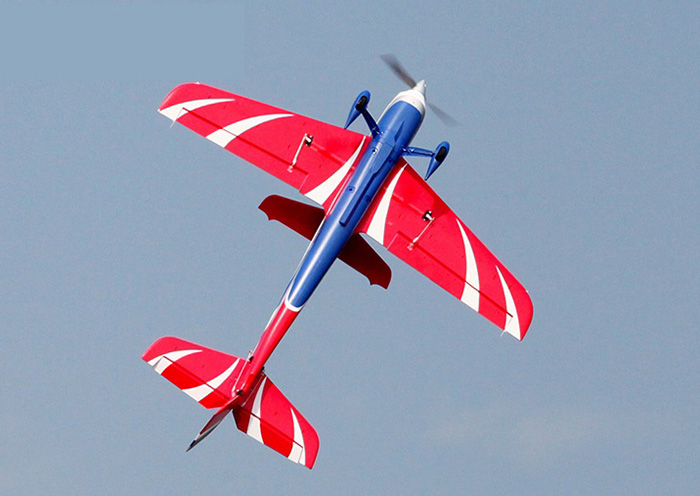 FMS 1400MM F3A RC Fixed-wing Aeroplane PNP Version Gift for Flying Lover