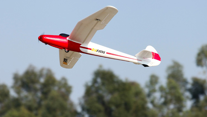 FMS 1500MM Seagull RC Airplane Model PNP Version Fixed-wing Aeroplane