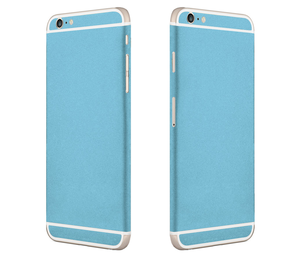 Angibabe Shimmering Frosted Back Protector Protective Film for iPhone 6 Plus / 6S Plus