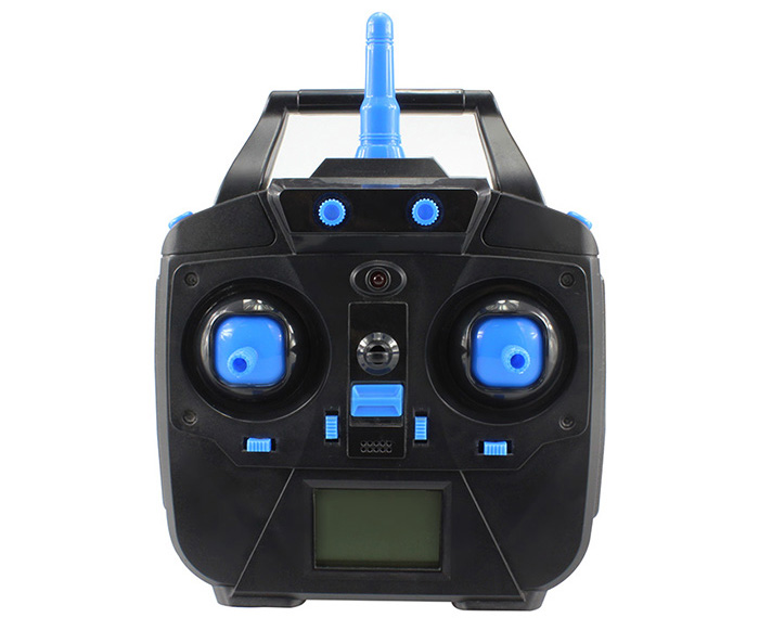 JJRC H5P 2.4G 4CH 6 Axis Gyro RC Quadcopter with 0.92MP Camera Headless Mode