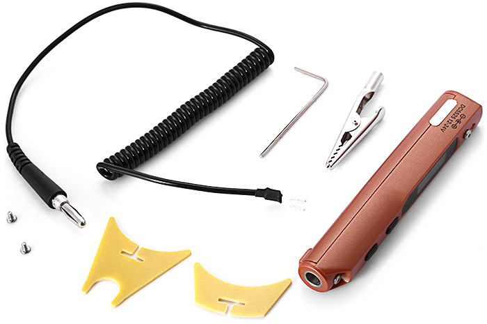TS-I Replacement Solder Set Hand Welding / Repair Tools with TS100 Digital Soldering Iron