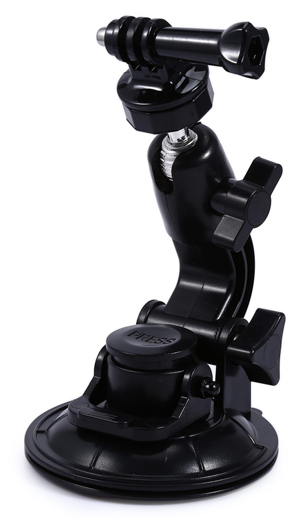 360 Degree Adjustable Suction Cup Mount for GoPro HERO 4 / 3+ / 3 / 2 / 1 SJ4000 Xiaoyi