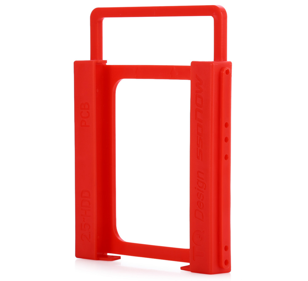 2.5 to 3.5 inch SSD HDD Mounting Bracket Adapter for PC