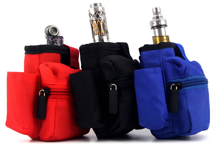 Original Advken Vapor Bag Canvas Portable Bag for E Cigarette